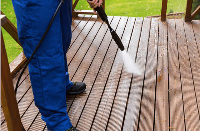 folsom deck cleaning
