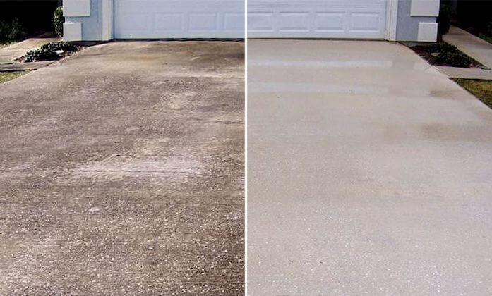 folsom driveway cleaning