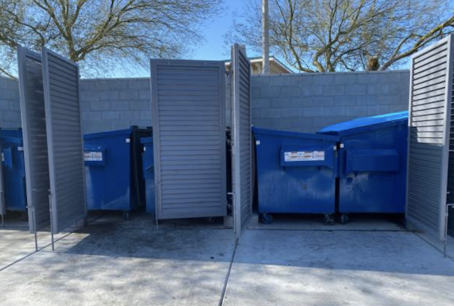 dumpster cleaning in folsom